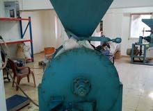 للبيع مصنع زعتر وبهارات مع المعدات