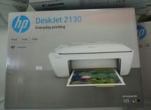 طابعة اتش بي دسكجت (hp DeskJet) جديدة
