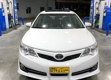 White Toyota Camry 2012 for sale