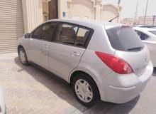 Nissan Tiida 1.8L 59,500 only QAR 25,000