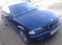 Blue BMW 318 2001 for sale