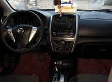 Nissan Versa 2015 For sale - Red color