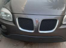 Brown Pontiac Montana 2007 for sale