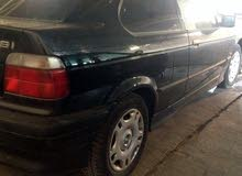 Manual Black BMW 1998 for sale