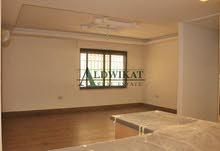 شقة للبيع في الاردن - عمان - الرابية المساحة 220 م و ترس 60 م