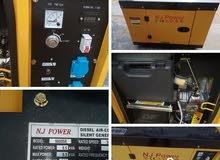 مولدات كهرباء  9.800KVA نفط +3kva بنزينه