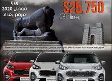 كيا سبورتاج GT line 2020