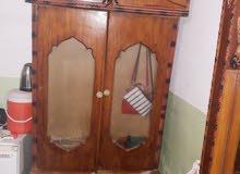 غرفة اخشاب صاج 6 ابواب  بحالة جيدا جدا،