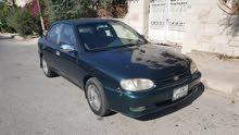 Kia Sephia 1997 For sale - Turquoise color