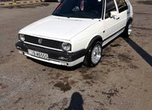 Volkswagen Golf 1987 - Manual