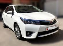 Toyota Corolla 2015 2.0 Engine (Cash / Loan )