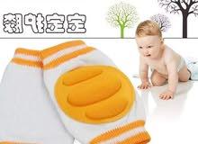 شراب ركبة لحماية ركبة الطفل اثناء الزحف