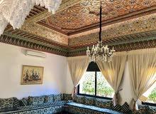 فيلا ساحرة بالرباط المغرب