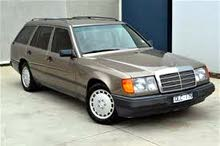 Mercedes Benz E 230 1992 For sale - Beige color