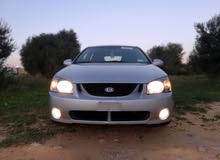 Gasoline Fuel/Power   Kia Spectra 2006