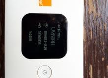 راوترات 4G متنقل للبيع يعمل على جميع الشبكات داخل المملكة وخارجها