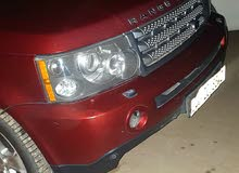 Used condition Land Rover Range Rover Sport 2007 with +200,000 km mileage