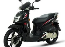 New SYM motorbike up for sale in Alexandria