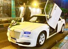احدث سيارات الايجار متوفر لدينا للزفاف