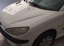 بيجو 206 موديل 2001 بسعر مغري بداعي التجديد
