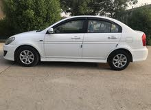 120,000 - 129,999 km Hyundai Accent 2011 for sale