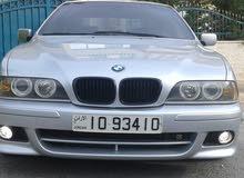 BMW 520 موديل 1996 محوله 2003 M5
