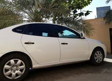 Used condition Hyundai Elantra 2008 with +200,000 km mileage