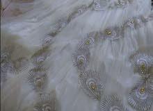 ثوب زفاف ب15000فقط
