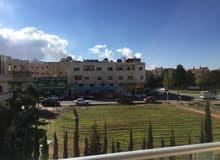 شقة فارغة للايجار طريق المطار قرية النخيل 3 نوم و4 حمام سوبر ديلوكس