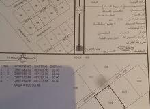 للبيع أرض سكنية الموقع( بطحاء الأشخر ) ولاية صحم