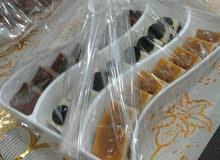 أفضل أنواع الحلويات جمعية الوفره مقابل نادي الفروسيه الأسطبلات