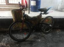 دراجه هوائي جنط 26 صنوبر صات ميه بل ميه