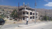 شقق ومكاتب للبيع في الزبداني المحطة اول شارع الميداني على العضم