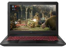ASUS FX 504 gtx 1050 ti 4gb - Gaming Laptop