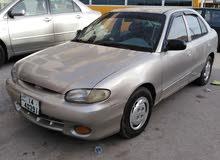 Automatic Hyundai 1997 for sale - Used - Irbid city