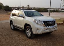 Available for sale! +200,000 km mileage Toyota Prado 2014