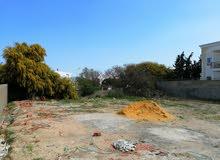 قطعة أرض سكنية بالمنطقة السياحية في ڤمرت