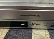LG DVD Player / VIDEO Cassette Recorder