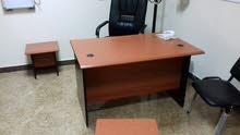 مجموعة اثاث مكتبي جديد للبيع