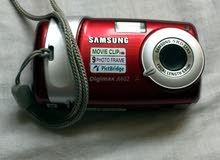 Samsung camera digimax a402