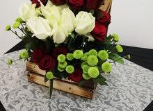 مطلوب منسق أزهار ذو خبرة