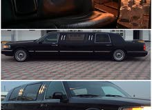 Gasoline Fuel/Power   Lincoln Town Car 1995