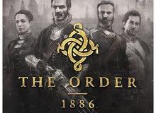 دسكة The order سوني بلايستيشن 4