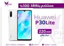 مستخدم بنظافة 100% هواوي Huawei P30 Lite