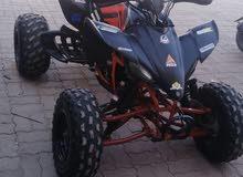 رابتر 450 موديل 2009