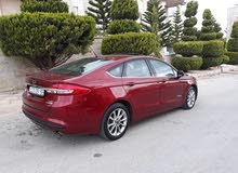 Ford Fusion car for sale 2017 in Irbid city