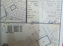 ارض مميزة فى المسفاه مساحة 669 شبة كورنر