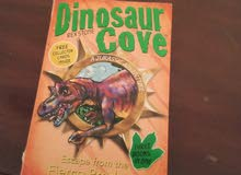 dinosaur cove book