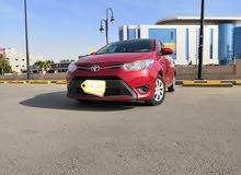 Toyota Yaris car for sale 2016 in Al Riyadh city