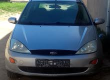 2001 Used Focus with Manual transmission is available for sale